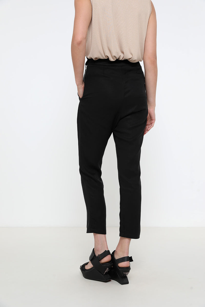 Anne pants black - Layou Design by Shay Sobol
