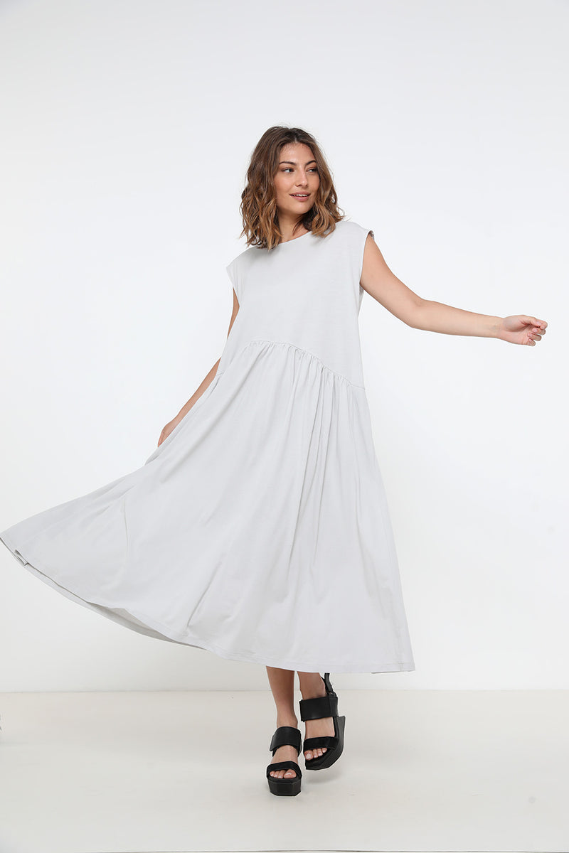 Jess dress stone - layou-design