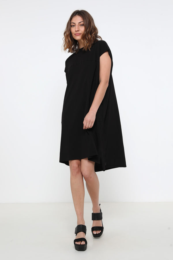 Kirk dress black - layou-design