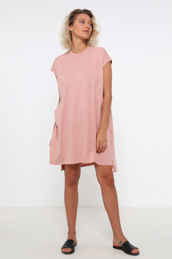 Kirk dress pink - layou-design