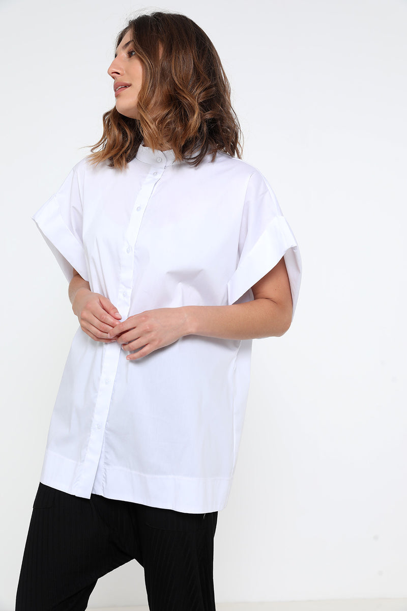 Paris shirt white - layou-design