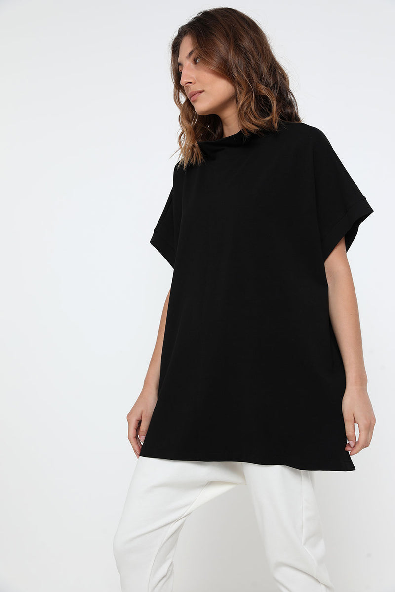 Patty shirt black - layou-design