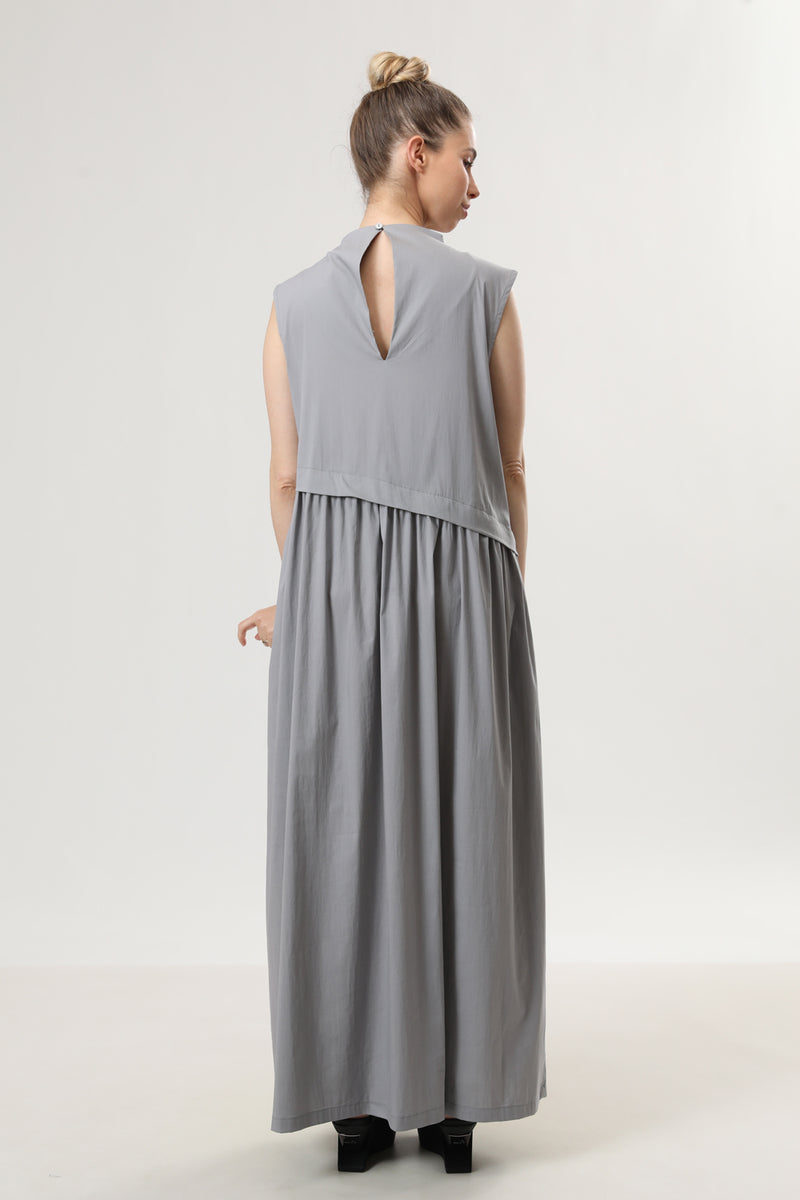 Trudy Dress Grey