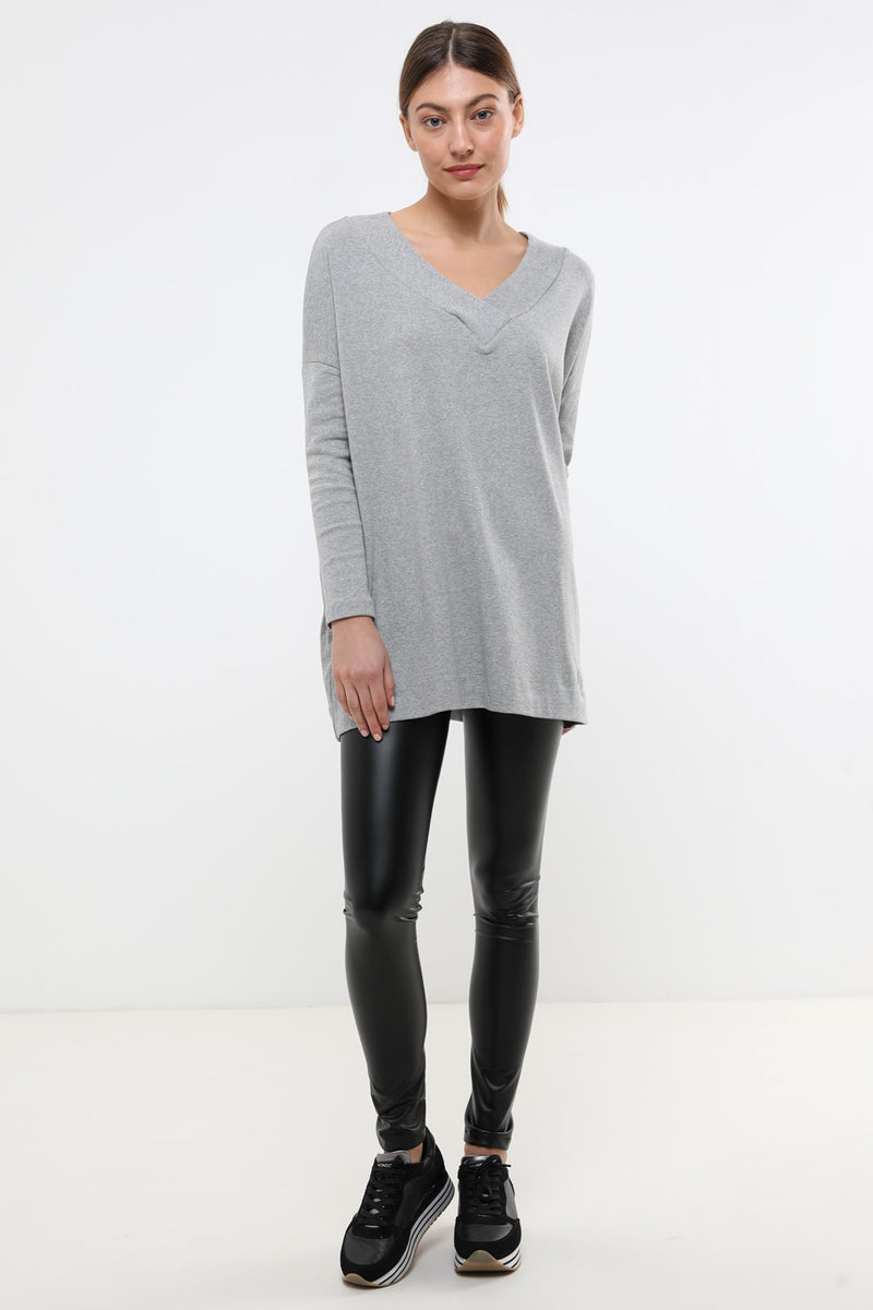 V top grey - layou-design