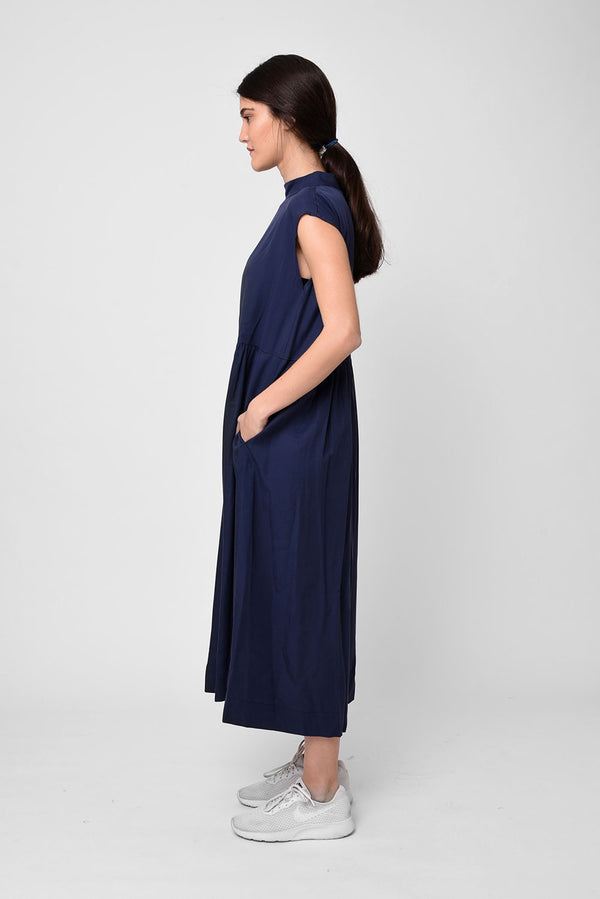 Lorelai jumpsuit navy - layou-design
