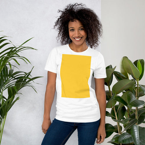Short-Sleeve Unisex T-Shirt-Customizable