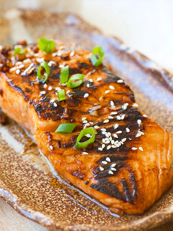 Guava & Fig BBQ Salmon