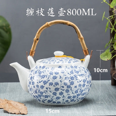 Image of Ceramic Teapot