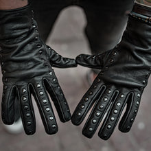 Load image into Gallery viewer, Women Rivet gloves