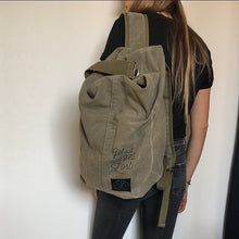 Load image into Gallery viewer, Army Backpack