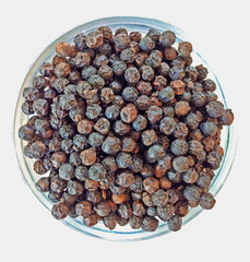 Black pepper, whole Tellicherry - organic