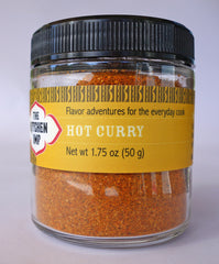 Hot Curry – organic