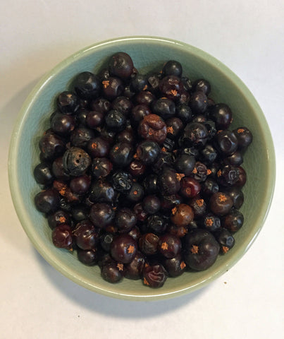 Juniper Berries -- organic