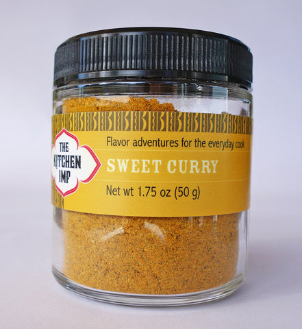 Sweet Curry – Indian Spice Blend