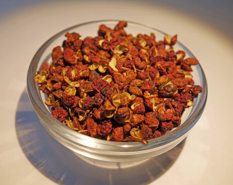 Szechuan (or Sichuan) Pepper