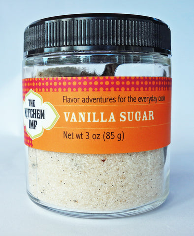 Vanilla Sugar - organic & Fair Trade