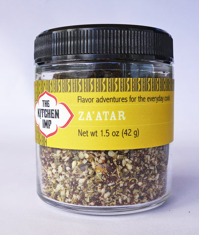 Za'atar – North African Spice Blend