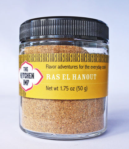 Ras el Hanout – North African Spice Blend