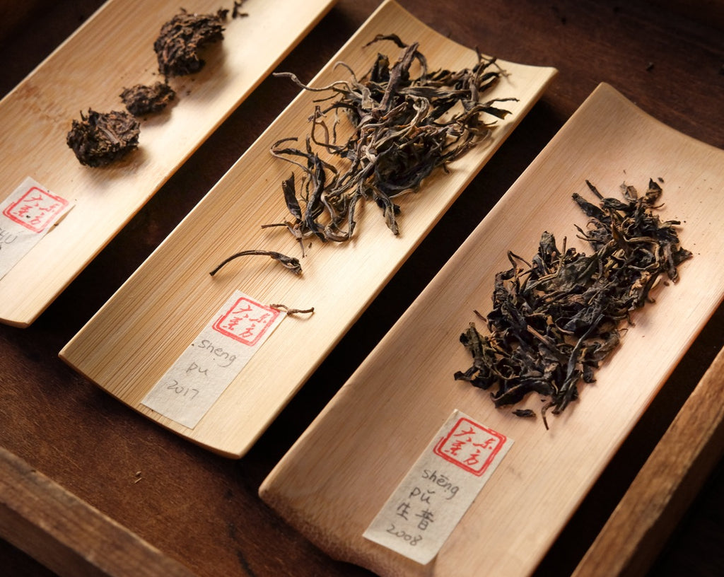 25/4/2020 Present and past seasons in Yunnan: aging tea - Online Course
