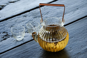 Eastern Leaves_Glass teapot, for cold brew