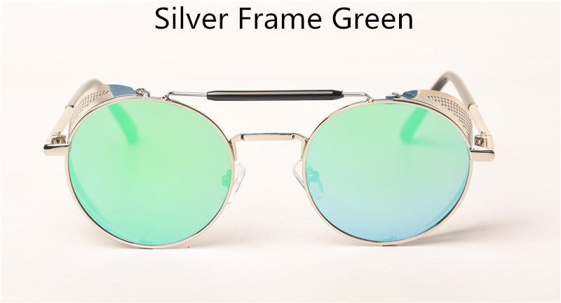 Athena's Night: Gradient Sunglasses