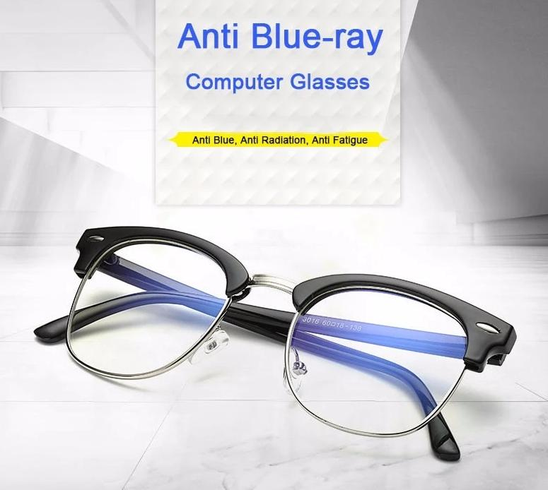 Blue Calm: Computer Glasses