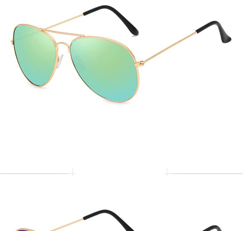 Graciela Del Sol (Aviator Sunglasses)