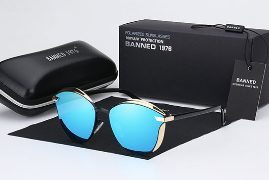 Gaia's Witness: Stylish Polarized Sunglasses with UV400 Protection