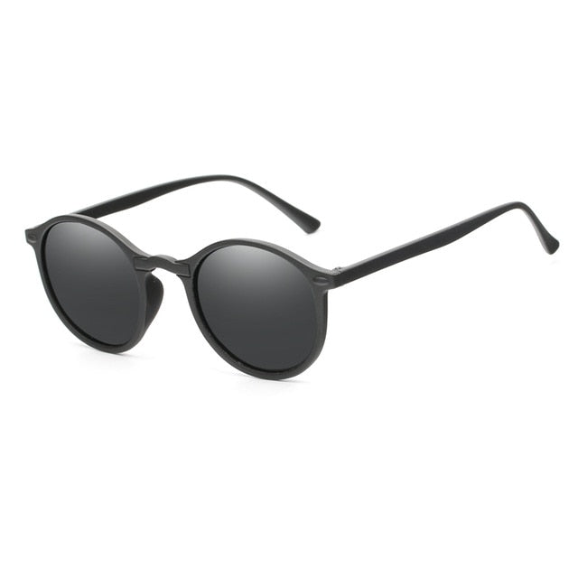 Polarized Retro Sunglass UV400 Men's Driving Eyewear