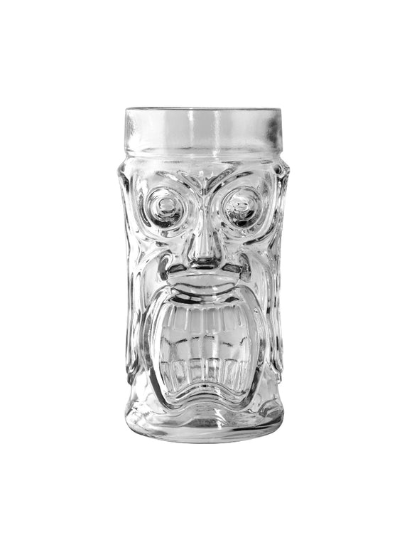 Anchor Hocking 10024 Screaming Tiki 16 oz. Cooler Glass - 24/Case - Disposables-Gradys
