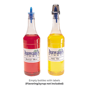 Shaved Ice Flavor Bottles - Disposables-Gradys