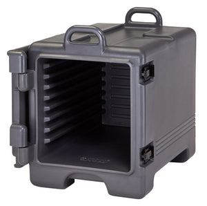 Cambro 1318CC110 Combo Carrier Black Front Loading Insulated Tray / Sheet Pan and Food Pan Carrier - Disposables-Gradys