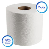 Scott Essential Recycled Toilet Tissue Rolls 2-Ply - Disposables-Gradys