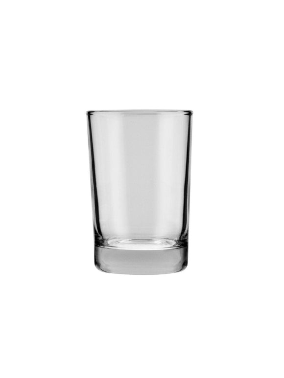 Anchor Hocking 3165U Heavy Base Side Water / Beer Sampler Glass - 5 oz. - 72/Case - Disposables-Gradys