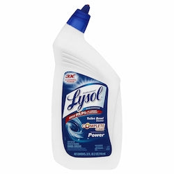 32oz Lysol Toilet Bowl Cleaner - Disposables-Gradys