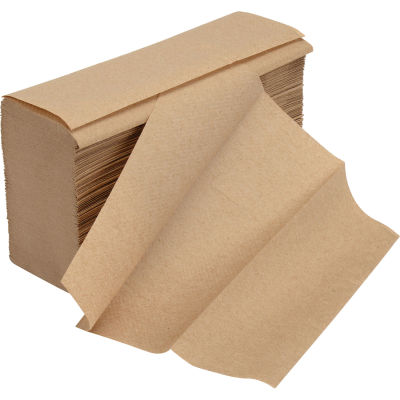 Natural Multi-Fold Paper Towels - Disposables-Gradys