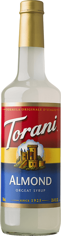 Torani Almond Syrup 750ml - Disposables-Gradys