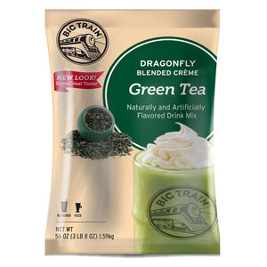 Big Train Green Tea 3.5lb - Disposables-Gradys