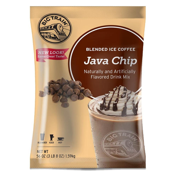 Big Train Java Chip 3.5lb - Disposables-Gradys