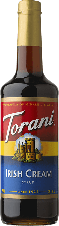 Torani Irish Cream Syrup 750ml - Disposables-Gradys