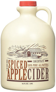 Mountain Cider Spiced Concentrate 64oz - Disposables-Gradys