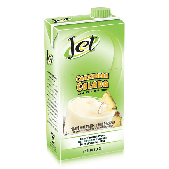 Caribbean Colada Jet Tea - Disposables-Gradys