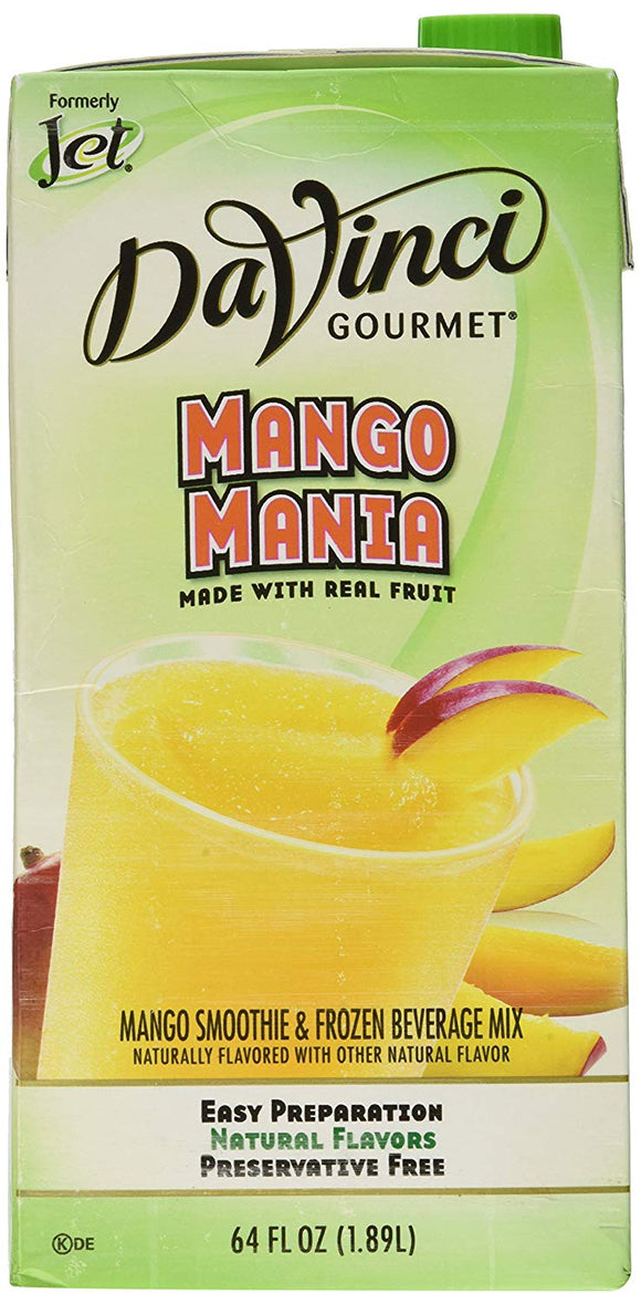 Mango Mania Jet Tea - Disposables-Gradys