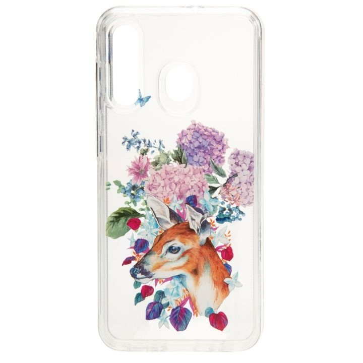 Funda Galaxy A50 Flores Hermosas
