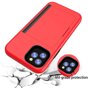 Funda iPhone 11 Pro Max Card Holder