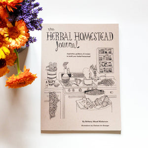 The Herbal Homestead Journal | Thyme Herbal