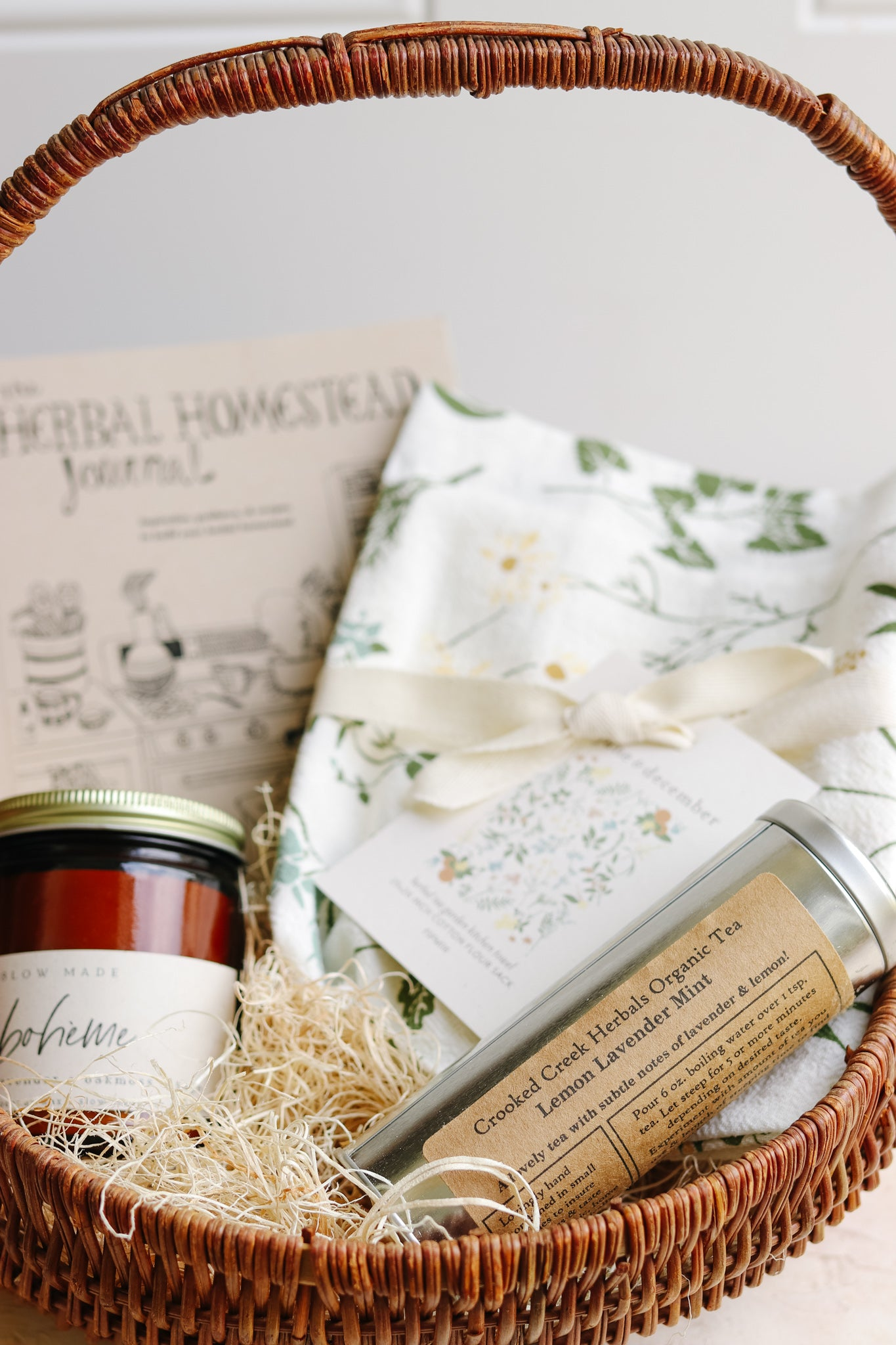 The Herbalist Basket