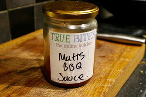 Matt's Homemade BBQ Sauce