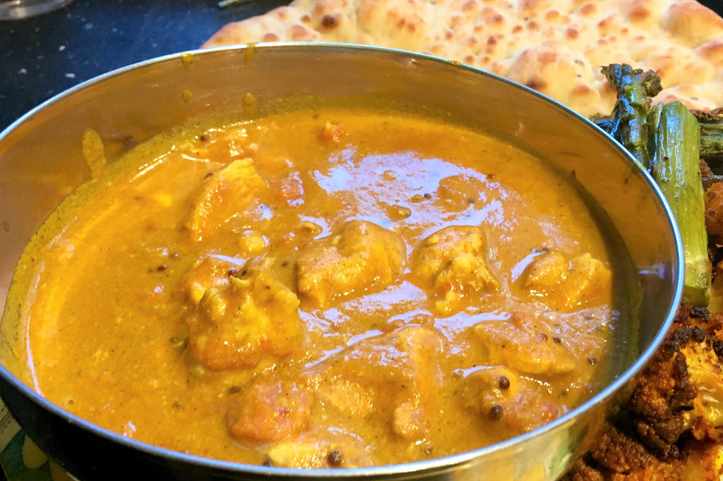 Matts Easy Chicken Curry Recipe