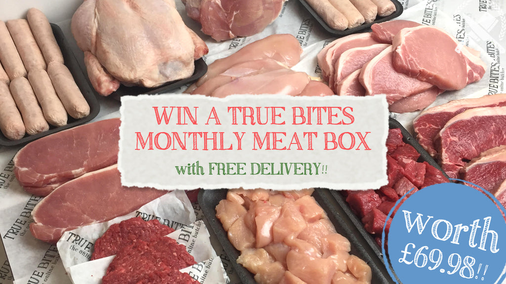 Competition: Win a Monthly Meat Box with Free Delivery